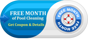 Pool Cleaning Port St. Lucie - Free Month Pool Cleaning Coupon